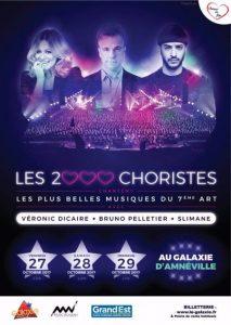 2000 choristes 2017